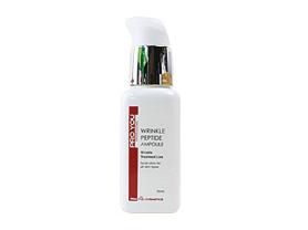 Сыворотка-концентрат с пептидами против морщин