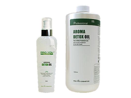 Ароматическое масло для детоксикации