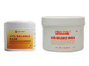 Маска для обезвоженной кожи с витаминами